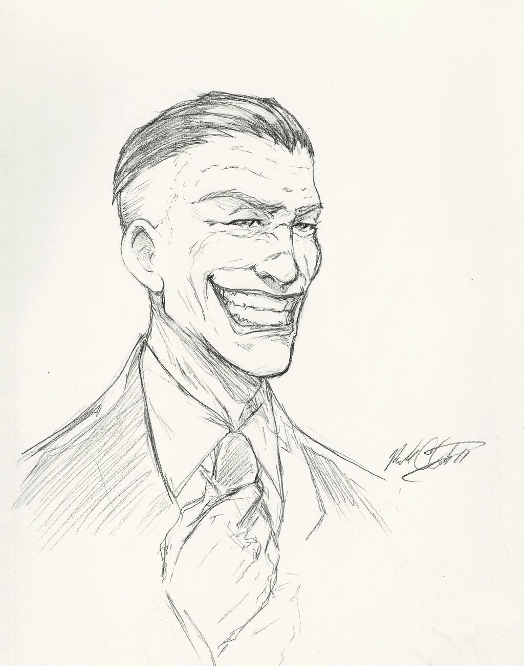 Joker Endgame by Mark-Clark-II