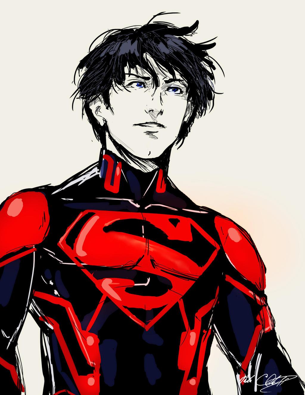 Super Boy by Mark-Clark-II