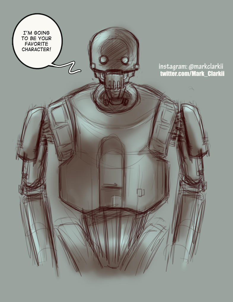 K-2so by Mark-Clark-II