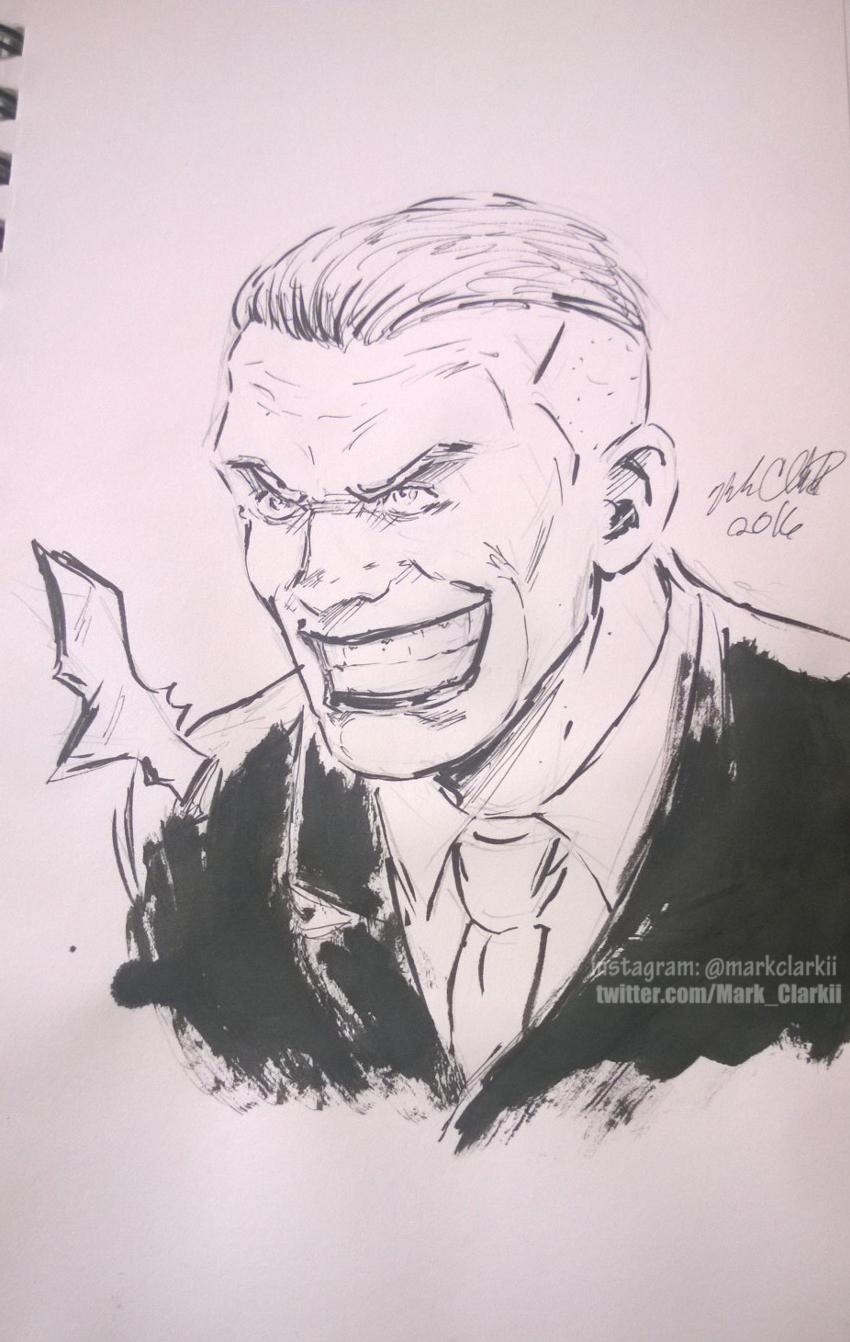 Joker plus Video by Mark-Clark-II