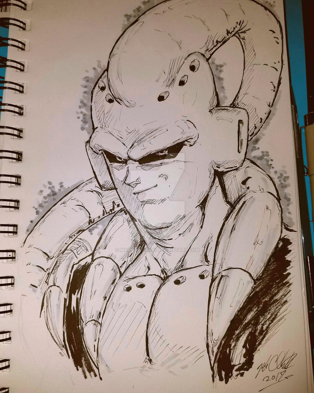 Super Buu Plus Video by Mark-Clark-II