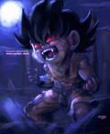 Goku transform