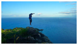 Jumping Jumping by Ramio