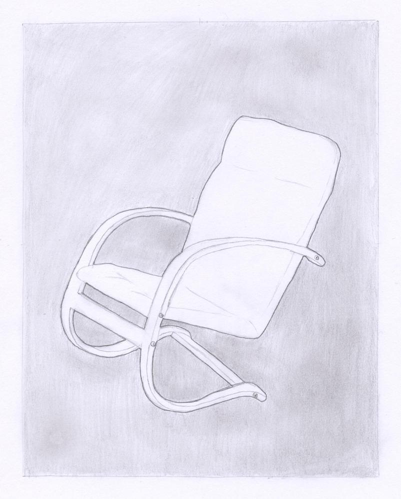 armchair negative space by adriennecsedi on deviantart