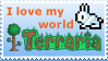 Terraria Stamp by AdriennEcsedi