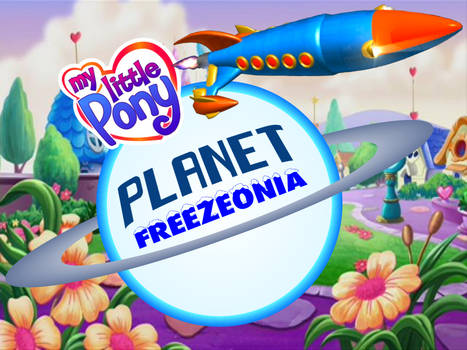 Planet Freezeonia Title Card G3