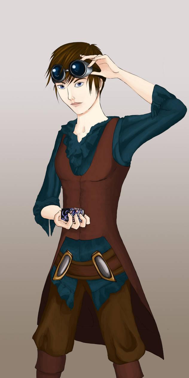 Tinker Portrait
