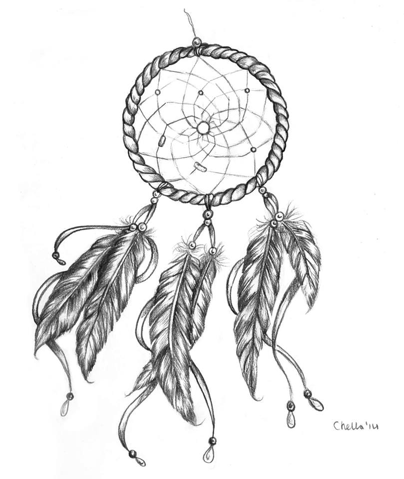 Tattoo dreamcatcher by veavictis on deviantart for Dream catcher tattoo template