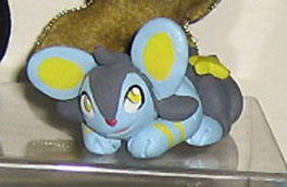 Mini Luxio Sculpture by HollieBollie