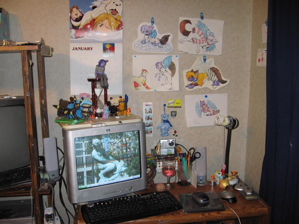 Desktop by HollieBollie