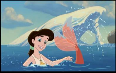 Melody the Little Mermaid (3) by JoshuaOrro
