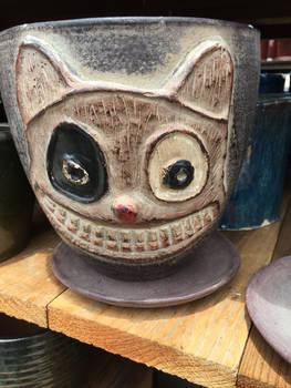 Cheshire Cat Pottery