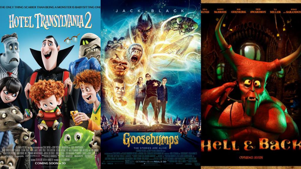 Halloween Movies from 2015 by JoshuaOrro on DeviantArt