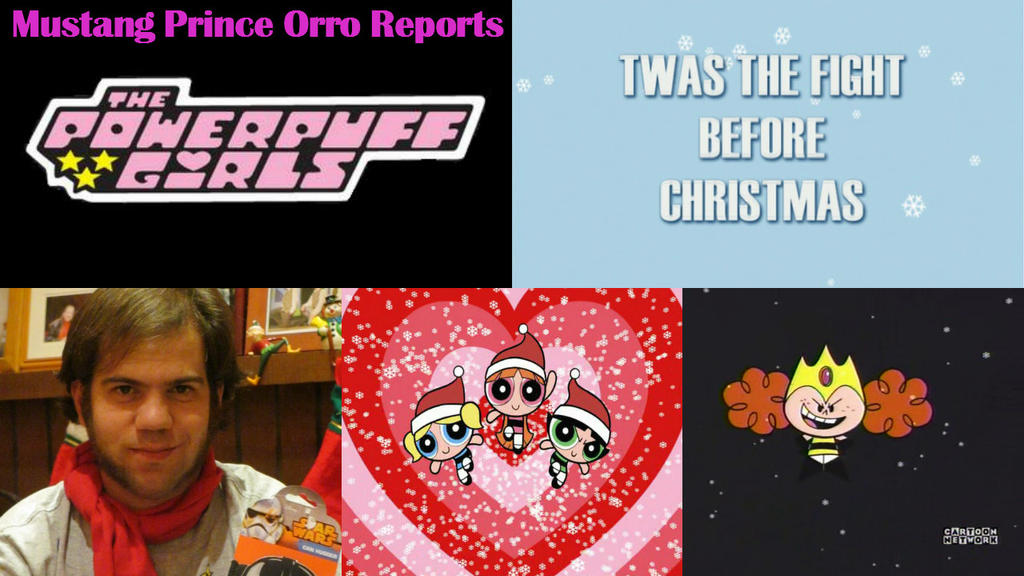 Ppg Twas The Fight Before Christmas.Mpor Ppg Twas The Fight Before Christmas By Joshuaorro On