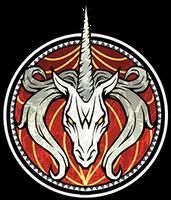 Kingdom Hearts X Unicornis Union Emblem by JoshuaOrro