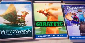 Disney's Upcoming Films - ANIMAL STYLED
