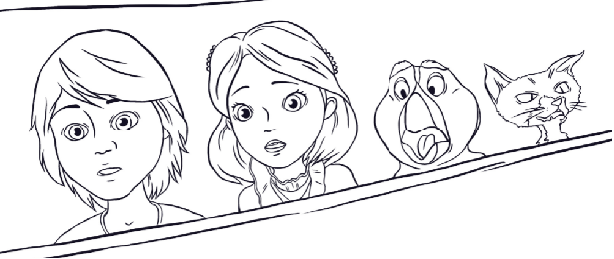 The Swan Princess Royally Undercover Coloring Page By JoshuaOrro
