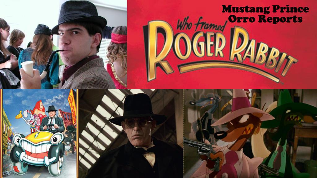 MPOR Who Framed Roger Rabbit by JoshuaOrro on DeviantArt