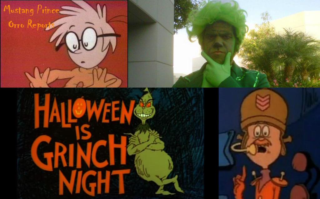MPOR Halloween Is Grinch Night by JoshuaOrro on DeviantArt