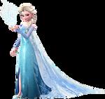 Queen Elsa (KHIII)