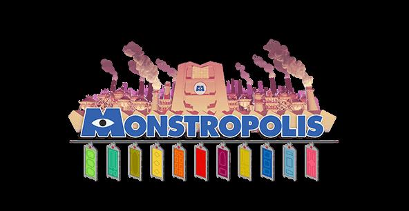 Monstropolis Logo by JoshuaOrro