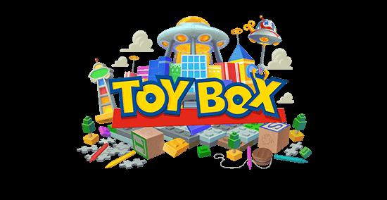 Toy Box Logo by JoshuaOrro