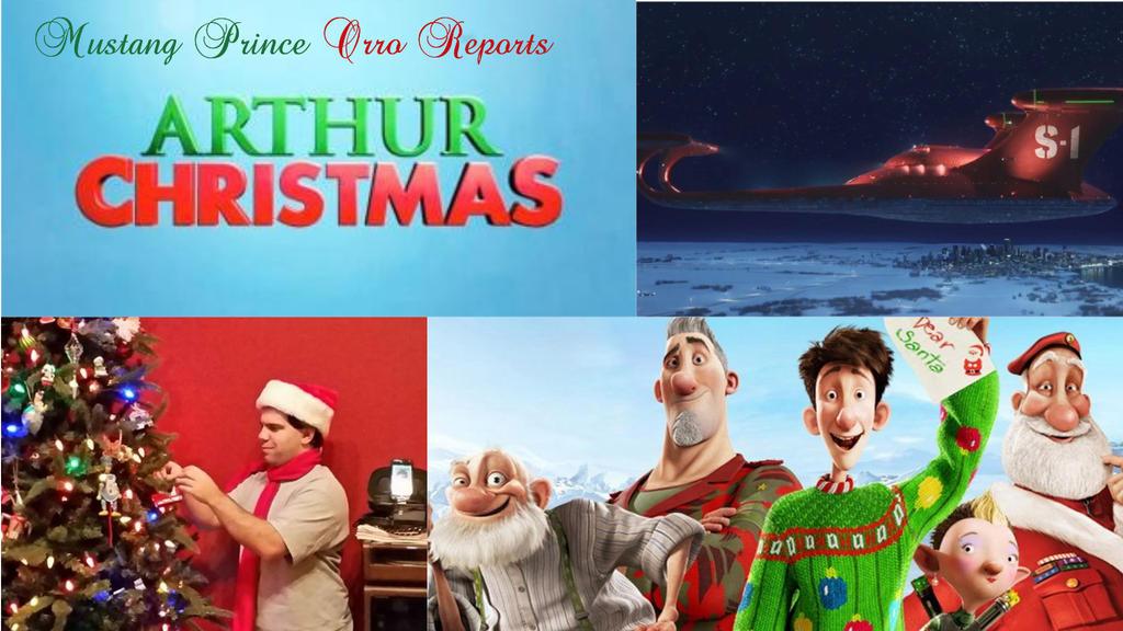 Arthur Christmas Santa.Mpor Arthur Christmas By Joshuaorro On Deviantart