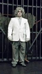 Joshua Orro as an Aristocrat Addams Ancestor by JoshuaOrro