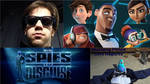 Mustang Prince Orro Reports Spies In Disguise by JoshuaOrro