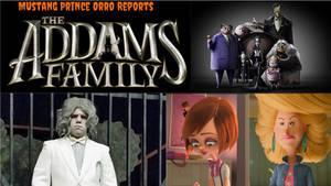 MPOR The Addams Family (2019)