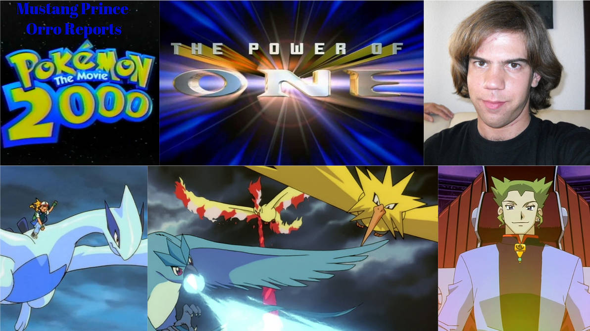 Mpor Pokemon The Movie 2000 The Power Of One By Joshuaorro On