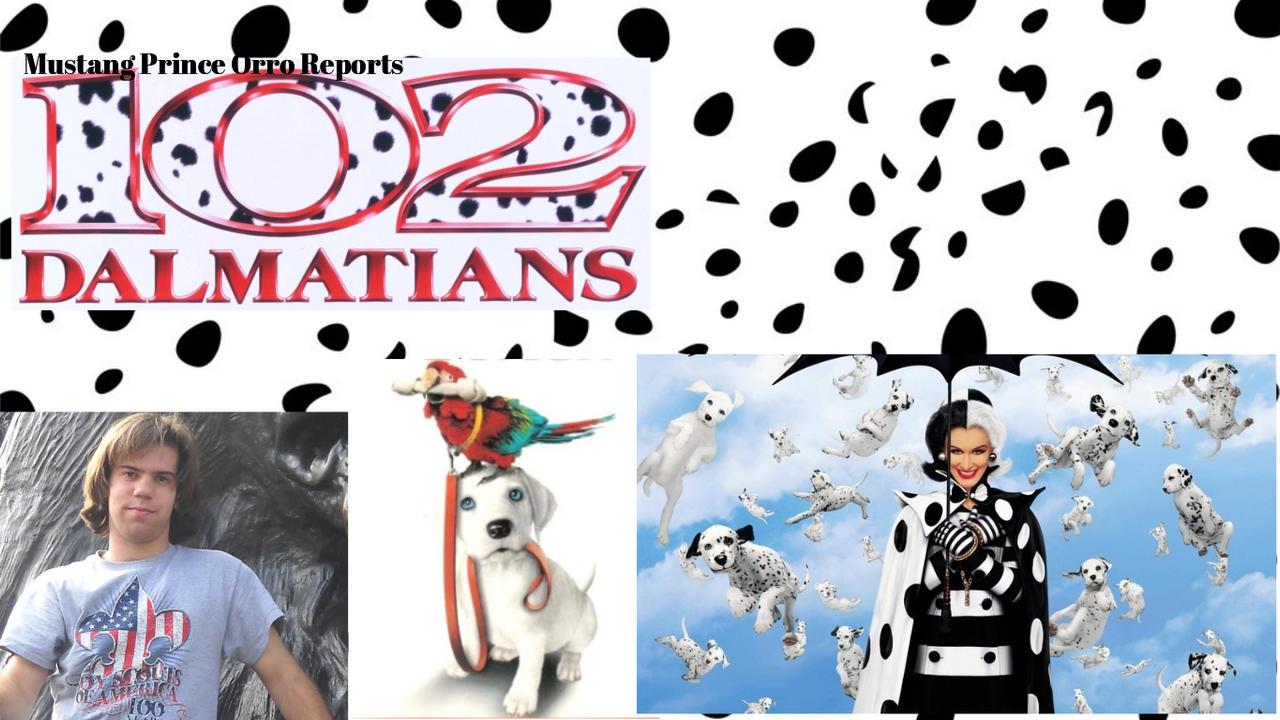 Mpor 102 Dalmatians 2000 By Joshuaorro On Deviantart