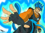 Zaikusu Overruns the Limits (SSGSS) by Zaikusu