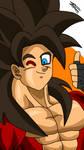 Zaikusu... Super Saiyan 4 by Zaikusu