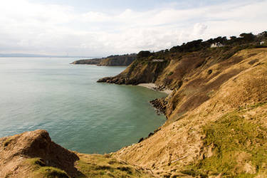 Cliffs of Howth by Maticomp