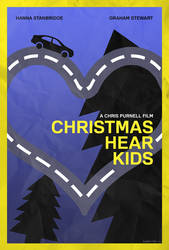 Christmas Hear Kids Poster 03