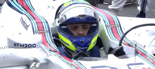 Felipe Massa by ArtEssentIals