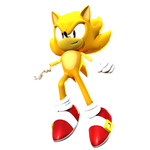 Super Sonic Render #2