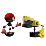 Orbot and Cubot Render
