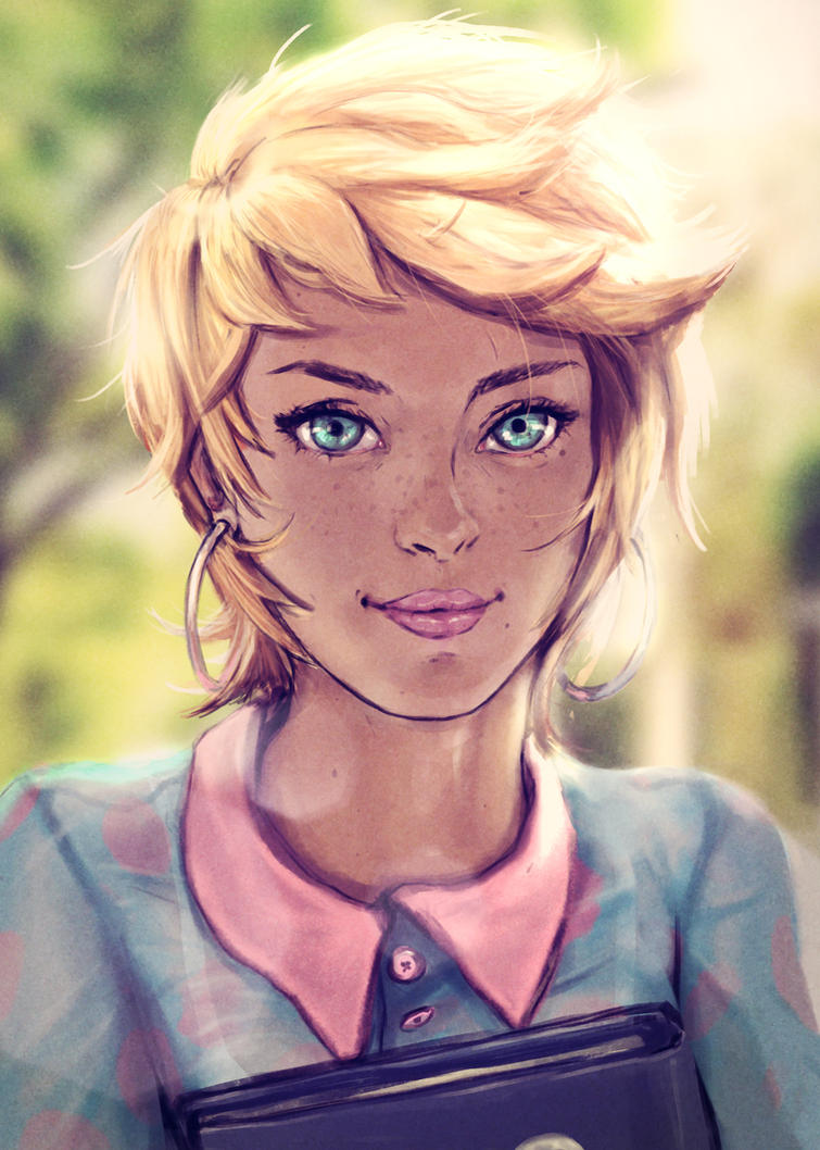 Patti Mayonnaise by GuxD