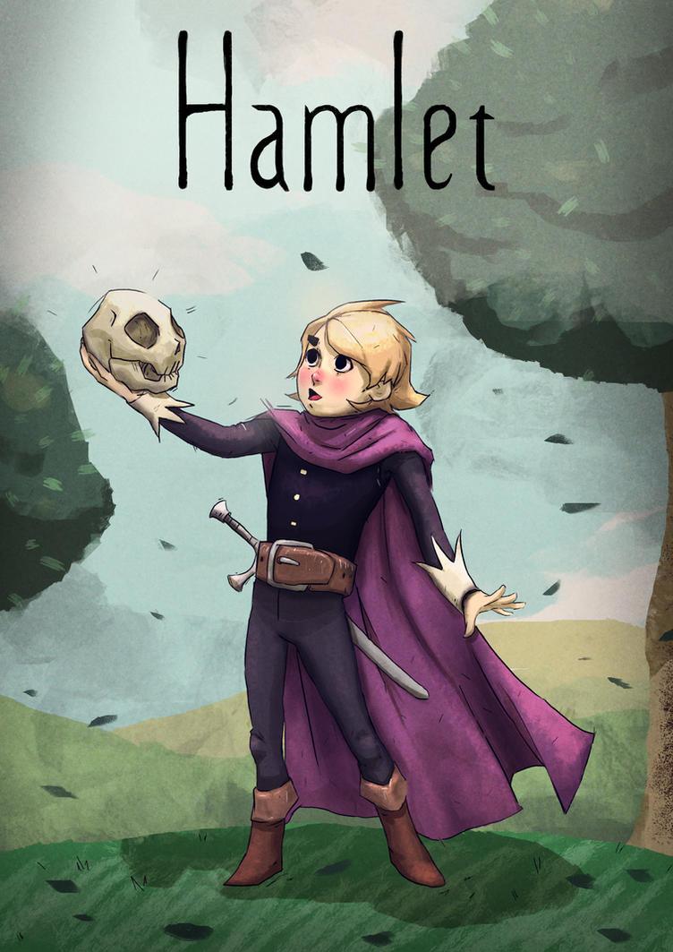 Hamlet by GuxD
