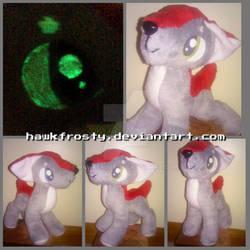 Canine plush V2