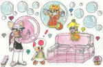 bubbles,tfs and randomness 1