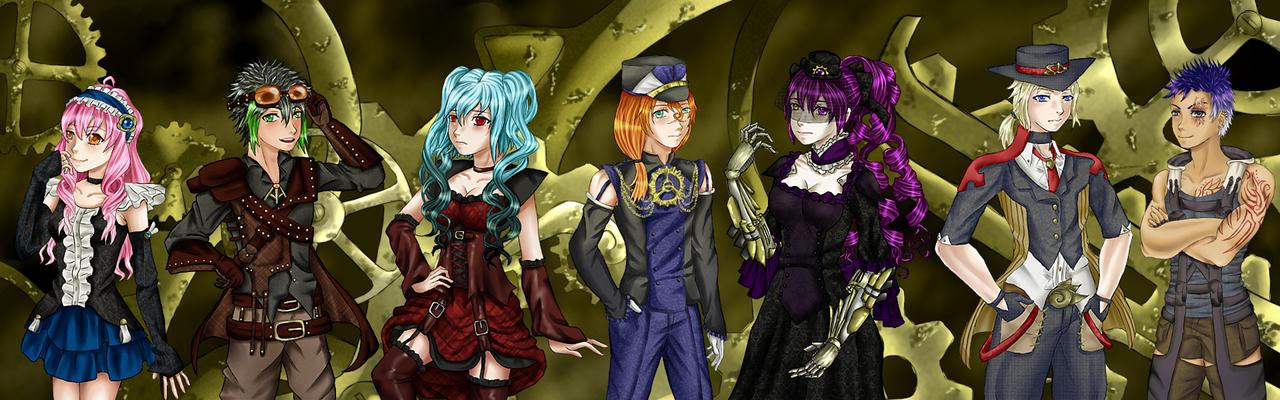 Full Cast by DoronaTenshi