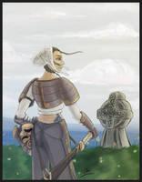 Samurai brezhoneg by EvilPNMI