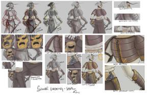 Samurai Brezhoneg - Steps... by EvilPNMI