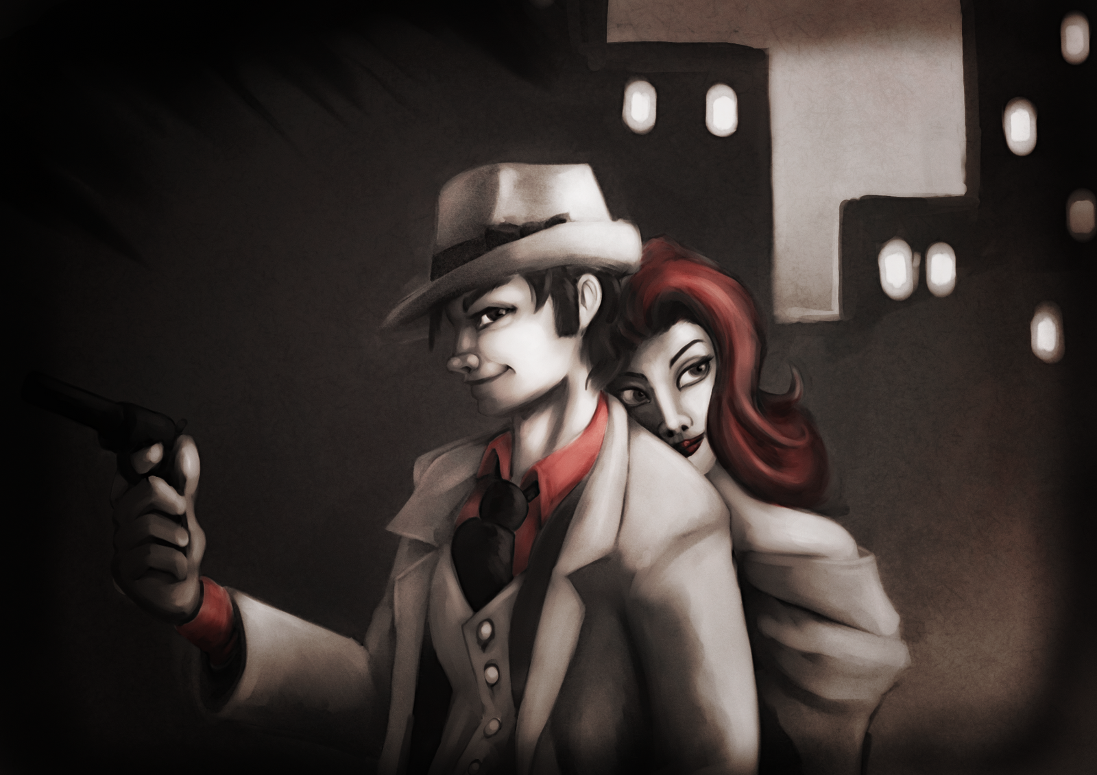 Sincity Hunter by EvilPNMI