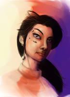 Kayla (2013 reboot) by EvilPNMI