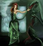 Poison Ivy - Fanart