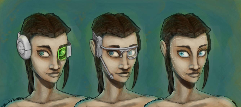 Optical implants by EvilPNMI